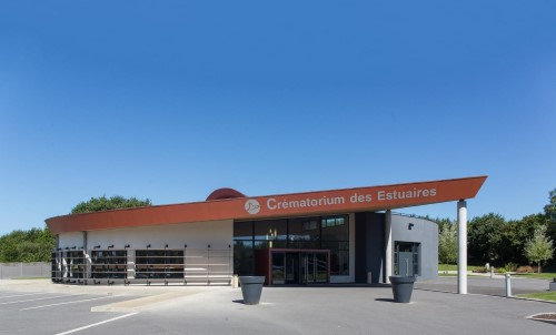 crematorium des estuaires crematorium caen