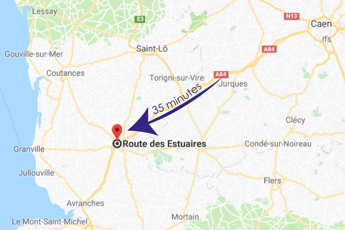 crematorium villiers-bocage distance