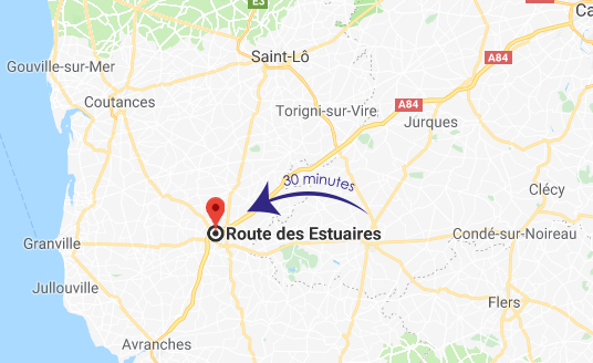 crematorium vire distance